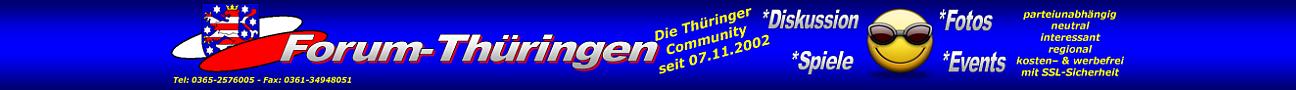 Forum Thüringen